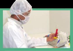 Laboratórios de controle de qualidade